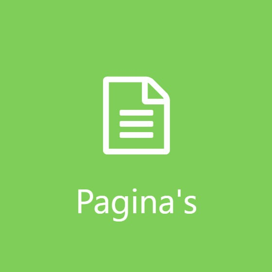 Pagina's